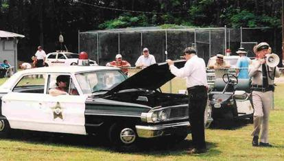 10th Annual Mayberry Squad Car Nationals