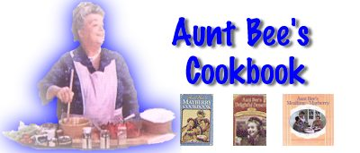 Aunt Bees Online Cookbook